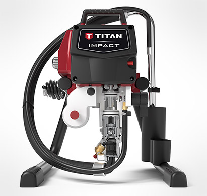 Titan Impact sprayer