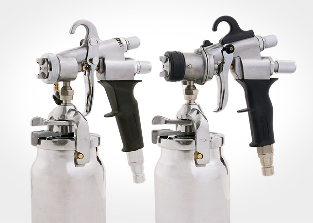 Titan Capspray Series