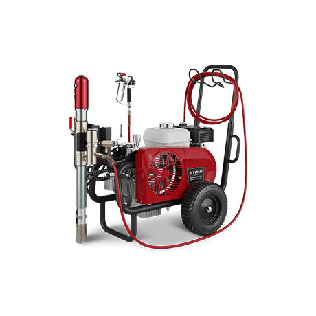 Gas Airless Sprayers