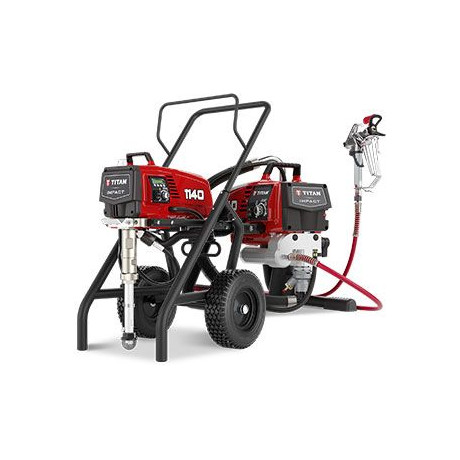 Electric Airless Sprayers